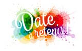 Date à retenir (Save the date) - 195973450