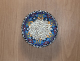 barley porridge, pearl barley - 195982697