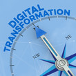 Digital Transformation Konzept