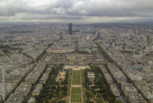 Poster Parijs Paris Cityscape