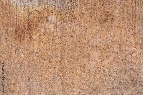 Poster Stenen Old weathered stone surface - vintage background of sandstone