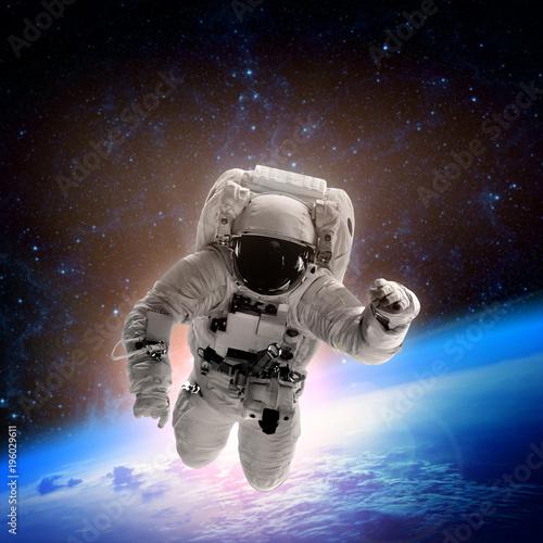 Deurstickers Heelal space