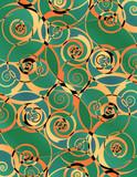 Formes géométriques abstraites - 196034825