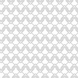 Seamless pattern - linear abstract background