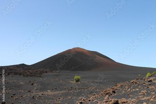 Foto op Canvas Cappuccino Volcán Negro
