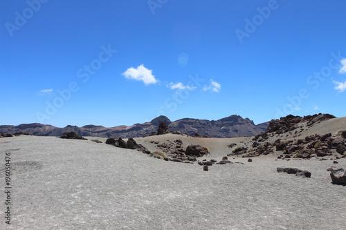 Foto op Plexiglas Donkergrijs Parque Nacional del Teide