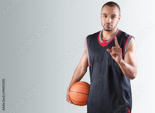 Fotobehang Basketbal Basketball.