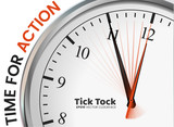 Tick Tock - Time for Action - 196084820