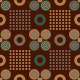 Chinese regular seamless pattern. Authentic design for digital and print media. - 196100027