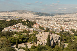 Athens - remains of ancient culture  - 196124214