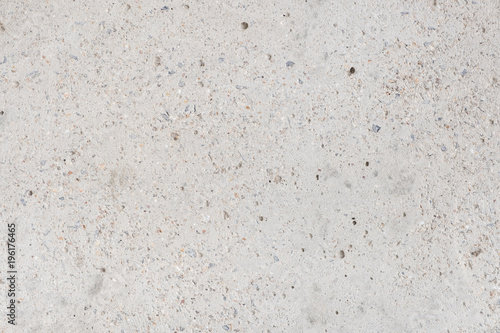 Poster Betonbehang white grunge rough concrete texture background wall.