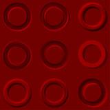 Concentric pop art background. Pop art design element for Your business project. Vector Illustration