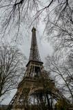 Photo image a Beautiful panoramic view of Paris Metropolitan City
