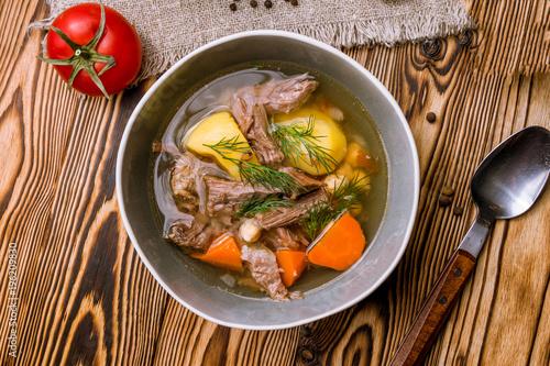 shurpa asian soup - 196209830