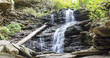 Waterfall at Ricketts Glen State Park, MD - 196220230