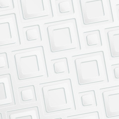 3d abstract paper background in light colors