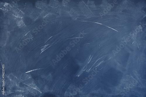 Blue chalkboard background