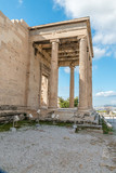 Athens - remains of ancient culture  - 196243492