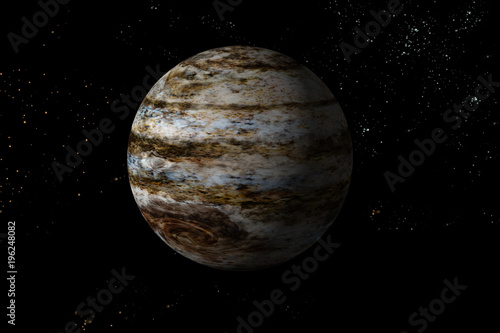 Fototapeta Planet Jupiter Galaxy
