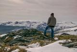 paseo por la montaña