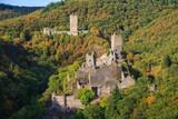 Manderscheider Burgen in der Vulkaneifel
