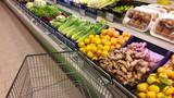 Fare la spesa dal fruttivendolo