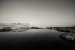 Mirror Landscape B&W
