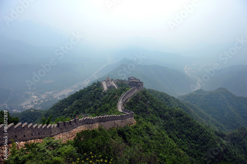 Foto op Canvas Peking Great wall of China