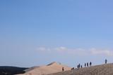 Famous dune of Pyla France. - 196313297