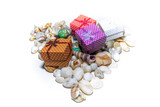 Gifts and seashells - 196322898