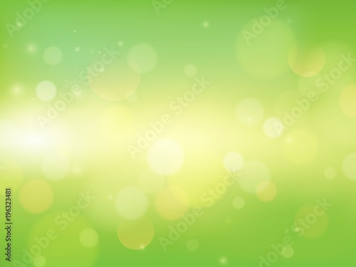 Fotobehang Abstractie Abstract spring theme background 1