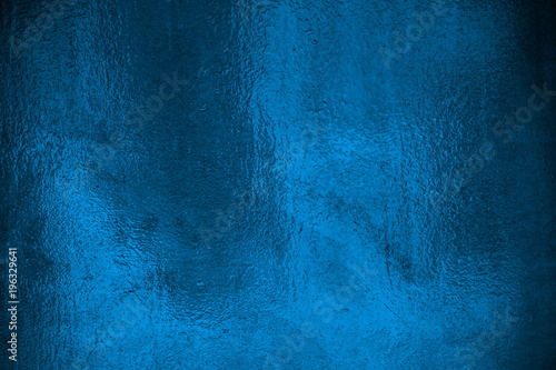 Błyszczący metal tekstury błękit