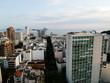 Quadro Drone view of Leblon, Rio de Janeiro, Brazil