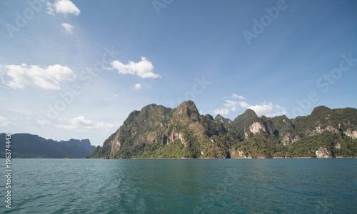 Aluminium Guilin Boat trip to Khao Sok National Park, Thailand