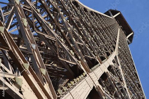 Foto op Canvas Eiffeltoren Tour Eiffel