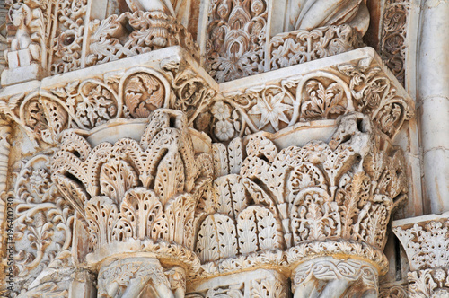 In de dag Palermo Il portale della cattedrale di Palermo