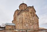 Holy Trinity Church near the Kazbegi-Gergeti village, Georgia. - 196405238