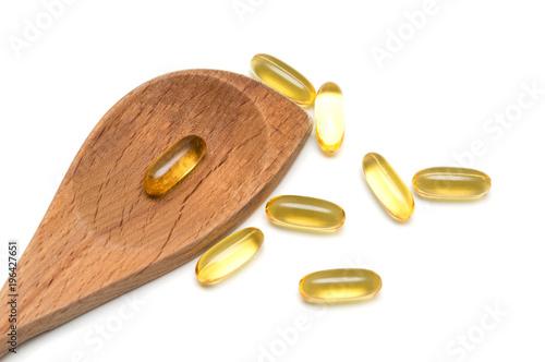 Foto op Plexiglas Apotheek Health care concept. Medicine on white background