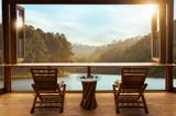 Fototapety Lake view.