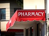 pharmacy sign - 196449087