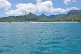 Landscape view of Rarotonga Island Cook Islands - 196456676