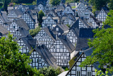 Fachwerkhäuser n Freudenberg - 196486881