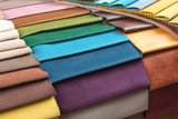 Colored tissue samples