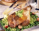 Gigot d'agneau - 196521224