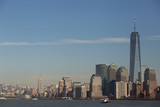 Manhattan, World Trade Center and Empire State