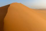 Sand dunes in the Sahara Desert, Merzouga, Morocco - 196530465