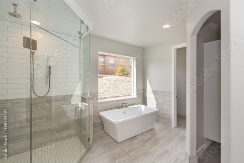 Sticker Luxury Master Bathroom