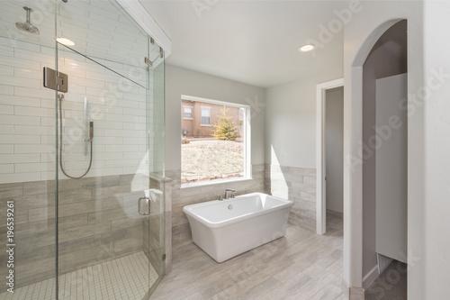 Wall mural Luxury Master Bathroom