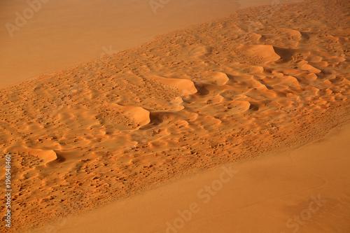 Fotobehang Baksteen Namib-Naukluft Nationalpark
