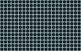 Monochrome Gradient Dot Background 1